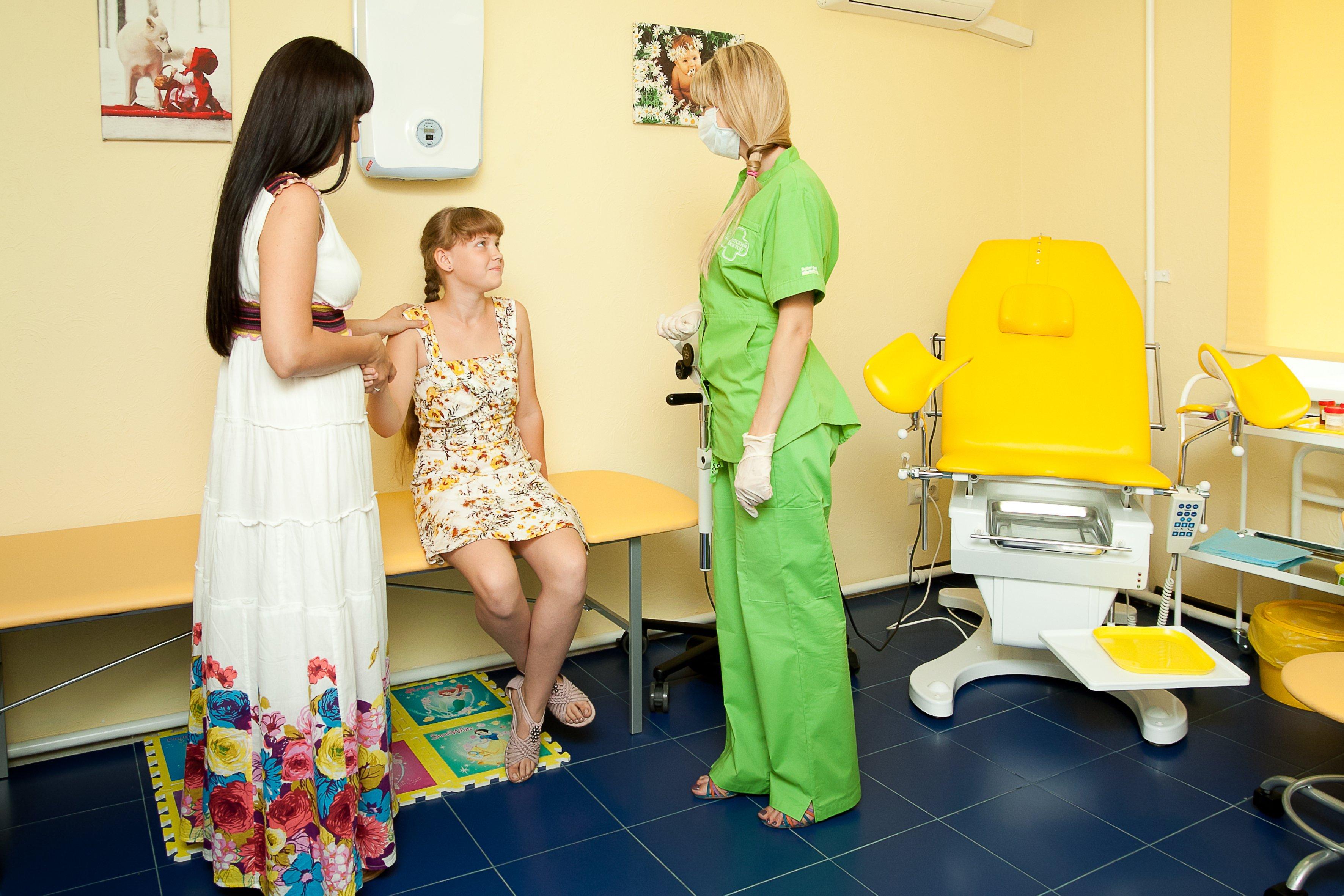 Рассказы о гинекологии 6 фотография